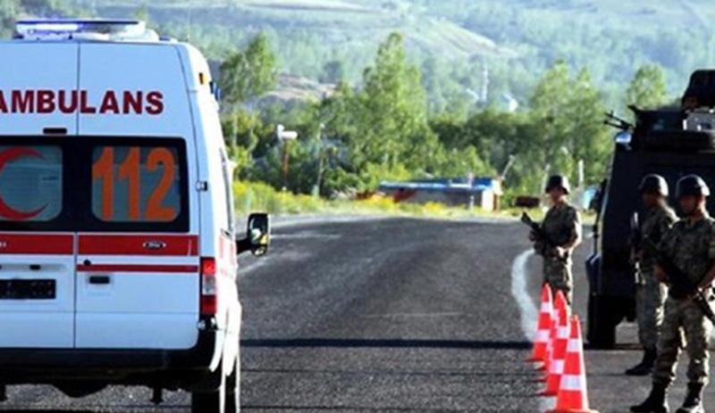Hakkari'de el yapımı patlayıcı patladı: 2 asker öldü