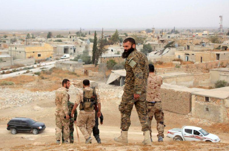 Anlaşma sağlandı: İslam Ordusu Doğu Guta'yı terk ederek Cerablus'a kaydırılıyor