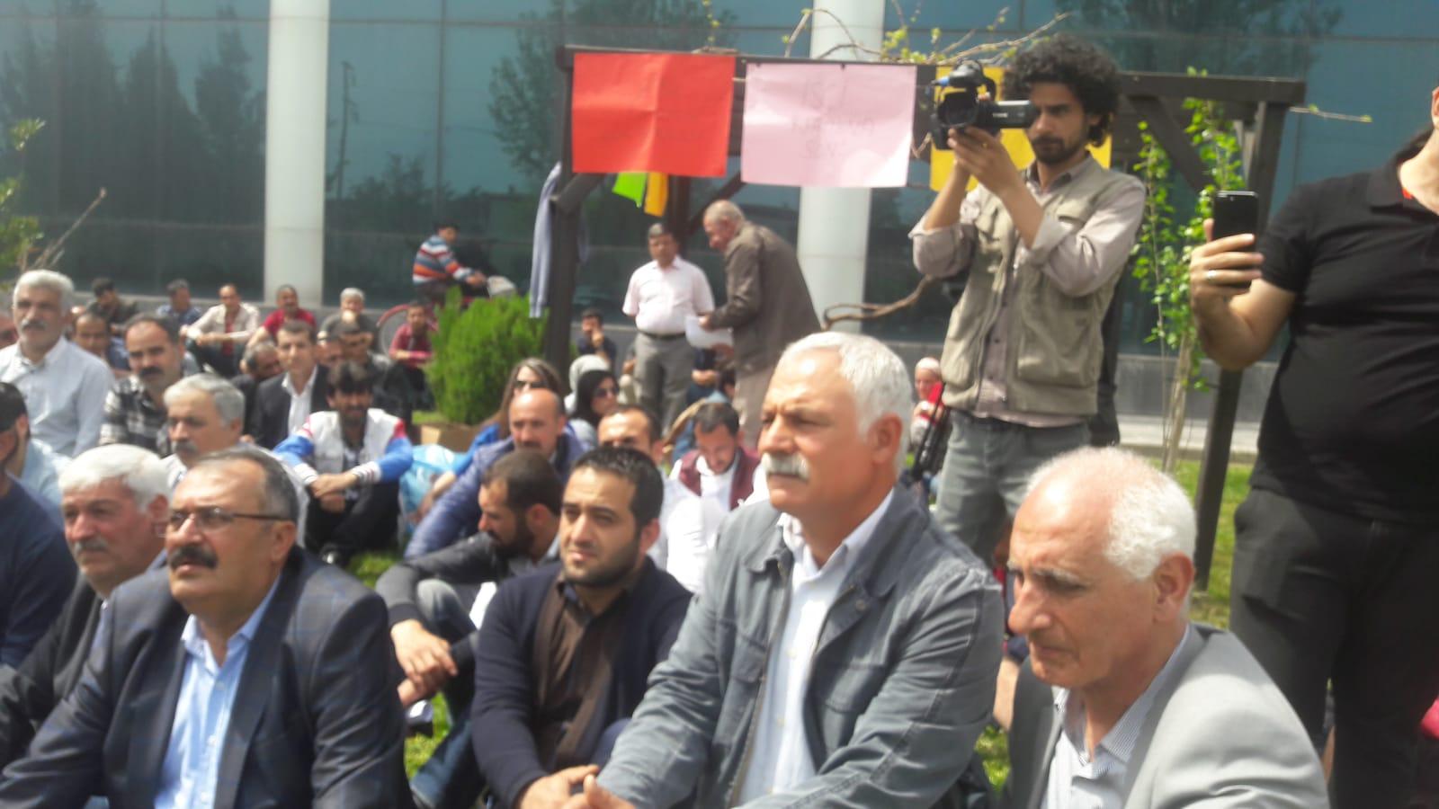 PAK, PSK, KDP-Bakur, ÖSP ve Azadi Hareketi'nden işten atılan taşeron işçilere dair destek açıklaması