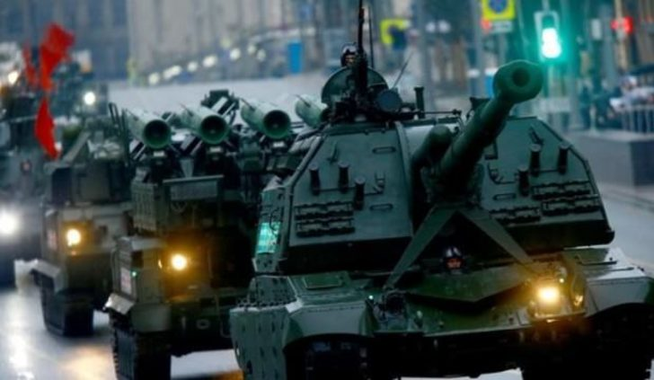 'Rus ordusunda tam savaş' alarmı