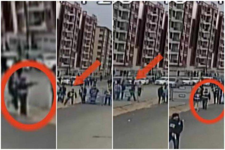 Kemal Kurkut'un vurulma anına ait görüntüler ortaya çıktı