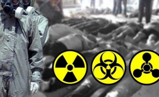 Suriye'den 'kimyasal' daveti