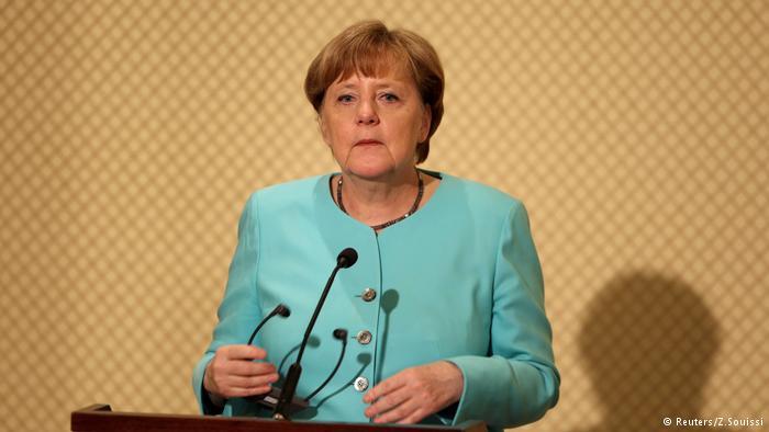 Merkel: Duma'da kimyasal silah kullanıldı