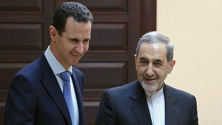 İran Suriye'deki ABD varlığına Şam'dan gözdağı verdi