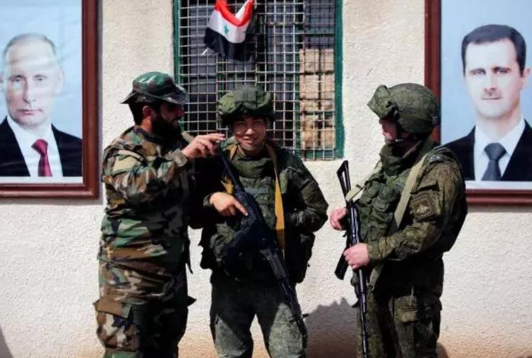 Britanya basını: Suriye ordusu olası bir saldırıya karşı hazırlık yapıyor