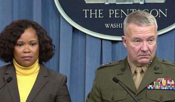 Pentagon: Suriye operasyonunun amacı rejim değişikliği değil
