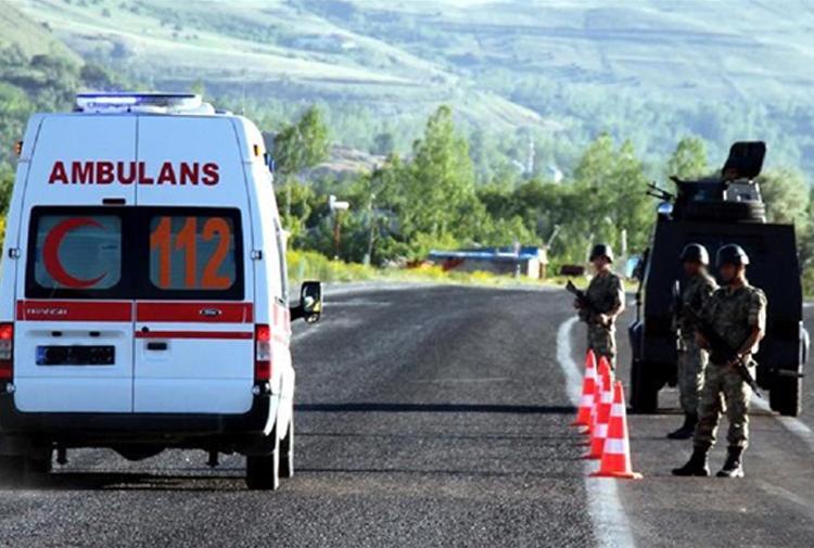 Ağrı'da çatışma: İki asker yaşamını yitirdi