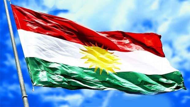 Kerkük'teki Kürdistan bayrağına yasak