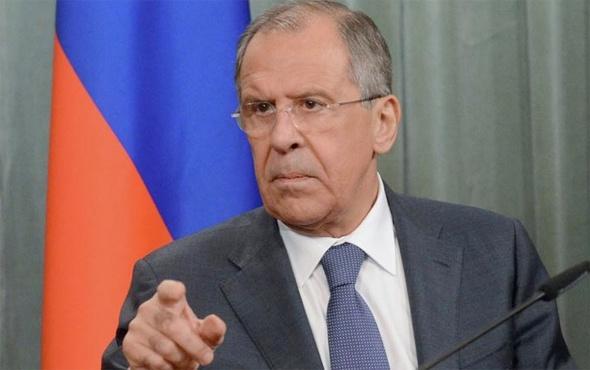 Lavrov: Durum çok tehlikeli...Soğuk savaştan daha kötü..