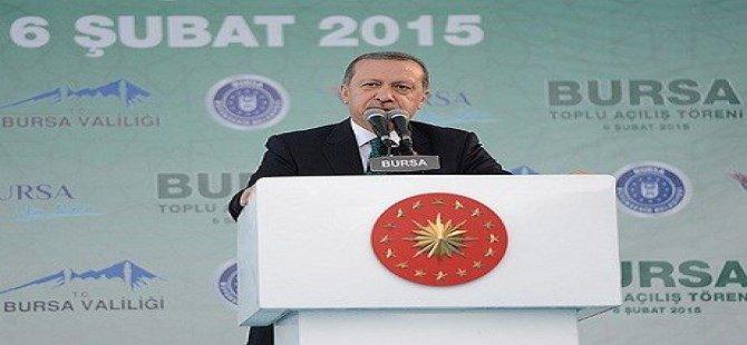Erdoğan: 400 milletvekili istiyorum