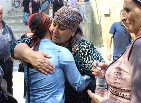 Ahıska Türkleri Kürt köylerine yerleştirildi