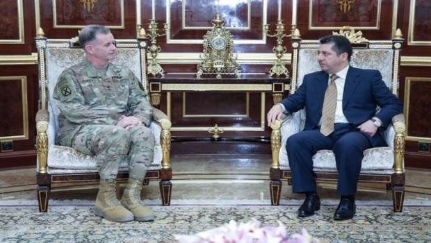 Mesrur Barzani uyardı: IŞİD hareketliliği tehlikeli boyutta