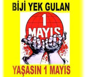 """1 Mayıs'ta Kürtçe yasak: """"Anlamının anlaşılamadığı..."""""""