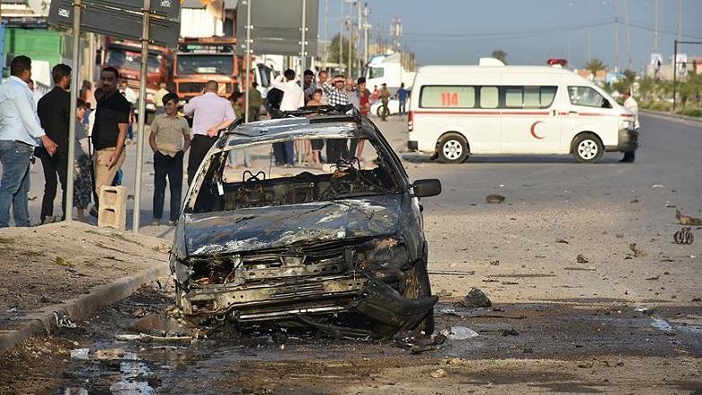 Kerkük'te patlama: 2 ölü, 2 yaralı