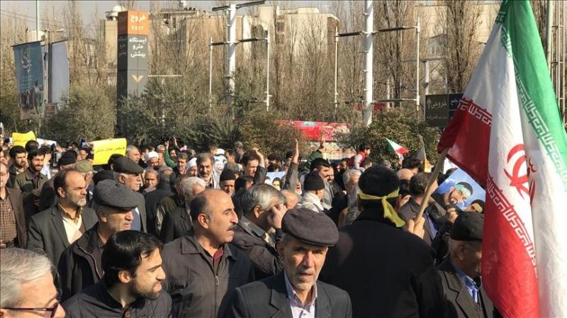 İran protestoları...150 gözaltı