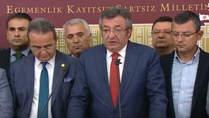 15 CHP milletvekili, İYİ Partili oldu!