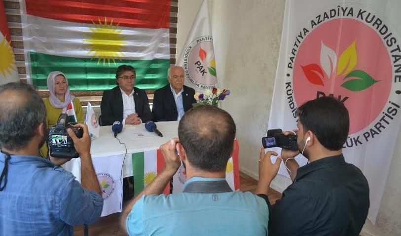 """""""Türk Devleti'nin ülkemizde çıkardığı yangına PKK körükle gitti"""""""