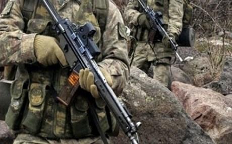 Şırnak'ta bir asker öldü