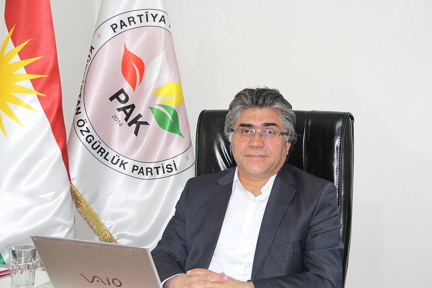 PAK: Seçimin kilidi Kürt Bloku