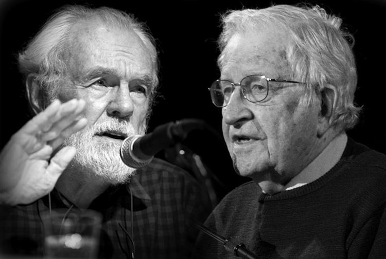 """David Harvey ve Noam Chomsky dahil onlarca isimden """"Rojava'yı savunma"""" çağrısı"""