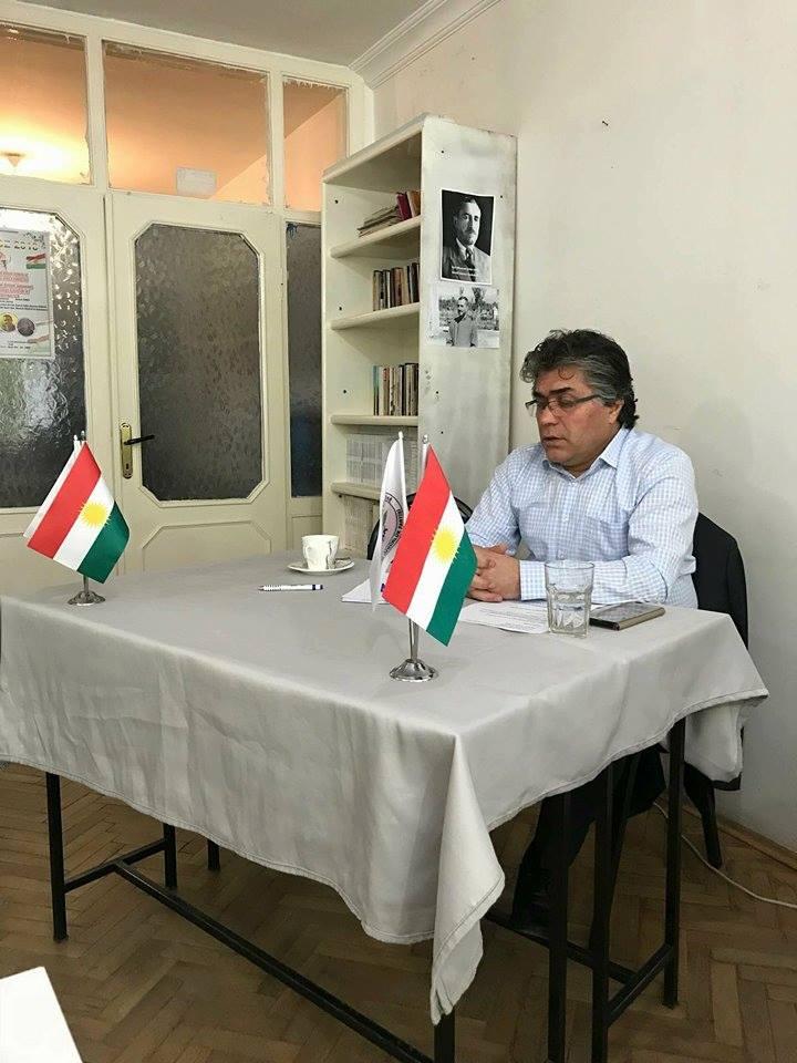 PAK Genel Başkanı Mustafa Özçelik:  Ulusal Birlik Zeminlerini Zedeletmeyelim, Kürt Seçim Bloku'yla Bir Taraf Olalım