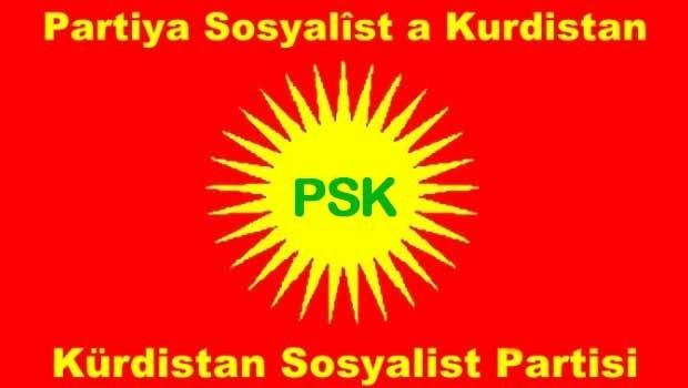 PSK'den Kürt Bloku açıklaması