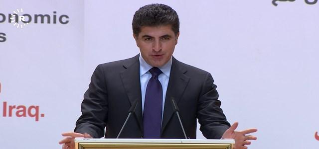 Barzani: İran ile ortak çıkarlara sahibiz