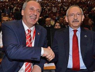 'CHP'nin adayı Muharrem İnce olacak' iddiası
