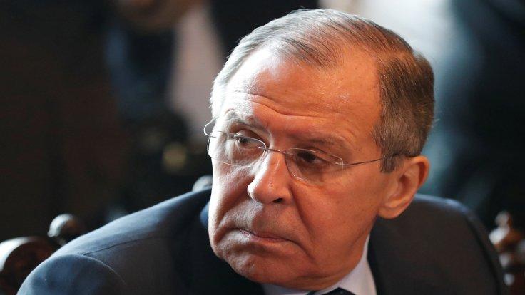 Lavrov: ABD kamplarda militan eğitiyor