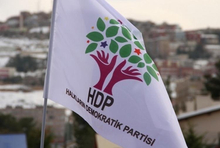 HDP Cumhurbaşkanı adayını resmen açıkladı