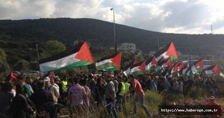 İsrail: Dönüş Yürüyüşleri Savaş Sebebi