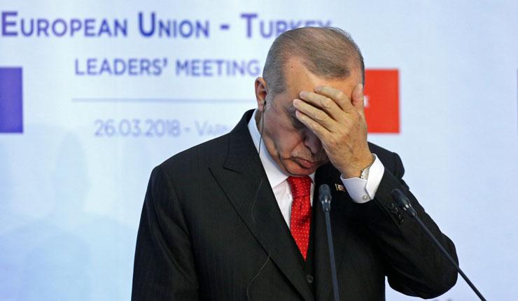 """Erdoğan'a Twitter'da """"T A M A M"""" dendi"""