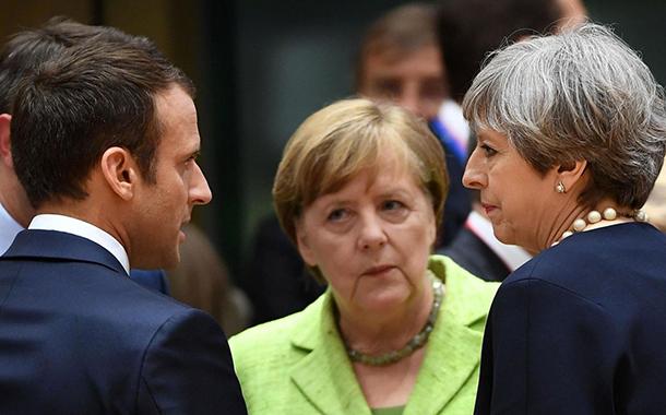 """İngiltere, Almanya ve Fransa': """"Nükleer anlaşmaya bağlıyız"""""""