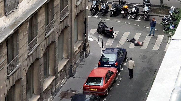 Fransa saldırganı öldürüldü