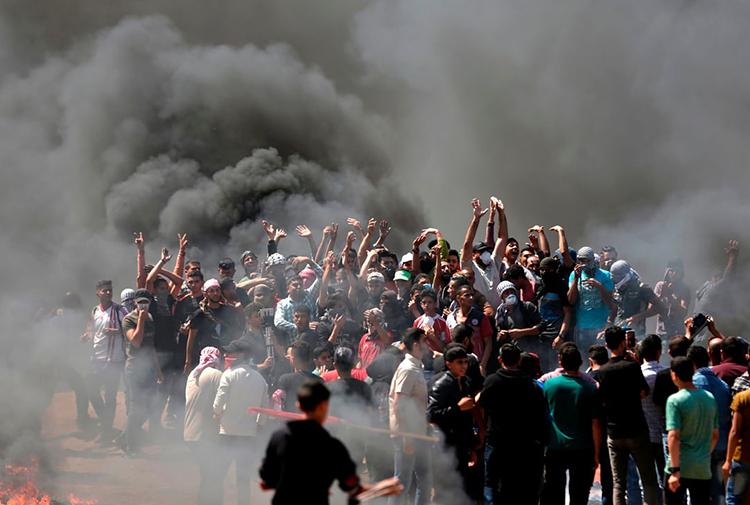 ABD konsolosluğunu Kudüs'e taşırken...