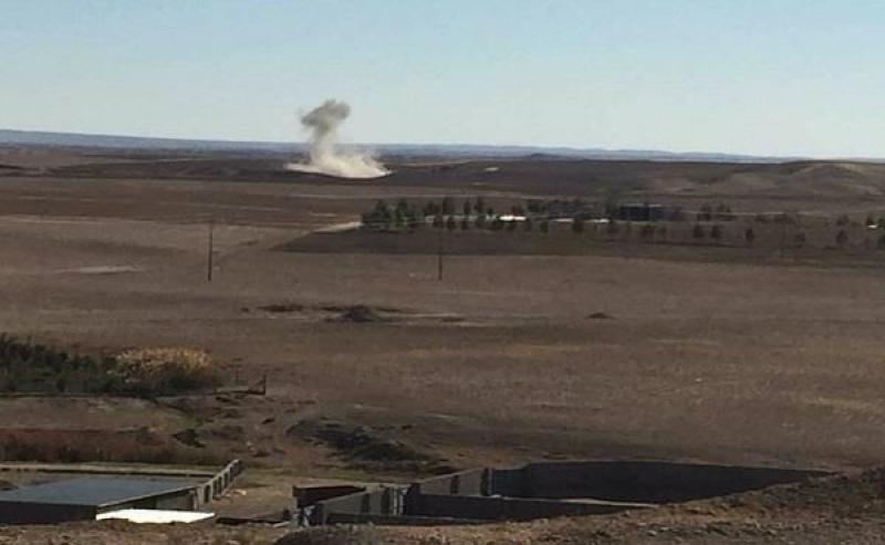 Xurmatu'da Haşdi Şabi zulmü devam ediyor.. Kürt köylerini bombaladılar