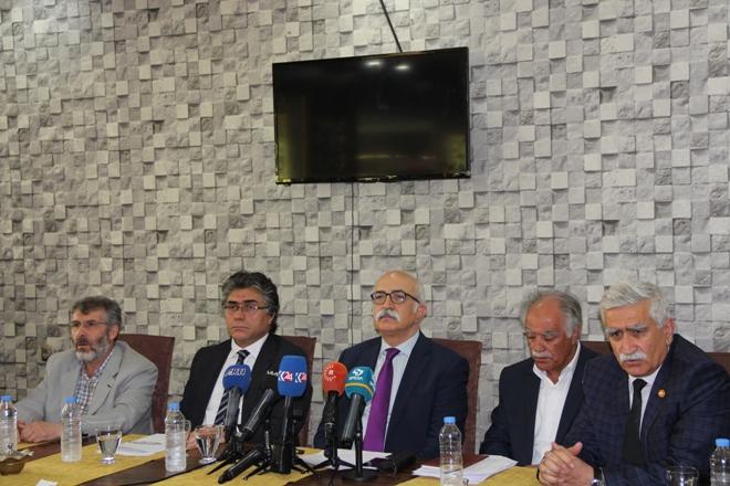HDP'nin yeni teklifine Kürdistani İttifak'tan yanıt
