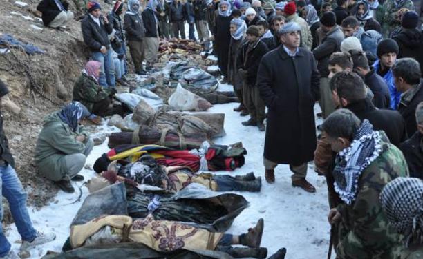 Roboski katliamı, devlet-yargı-medya işbirliğiyle kapatıldı