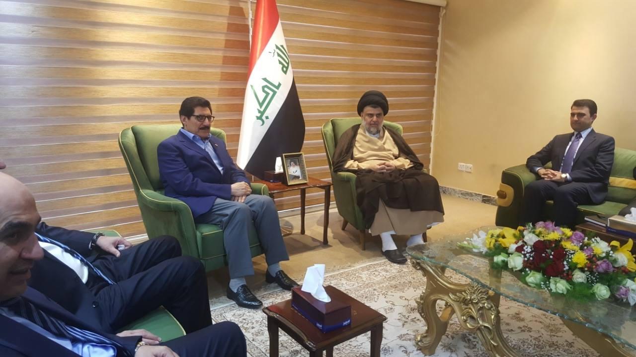 KDP Sadr'la biraraya geldi