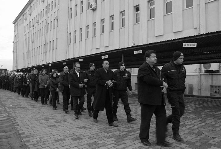 KCK Ana Dava'da 4'ü HDP adayı 89 isme verilen cezalar onandı
