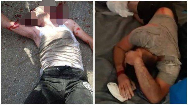 Kürt göçmenlere ırkçı saldırı: 4 şehit