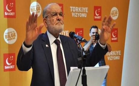Saadet Partisi'nden Kürt sorununa çözüm vaadi