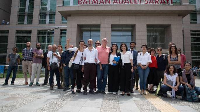 'Bakur' belgeseli Batman'da yargılanıyor!