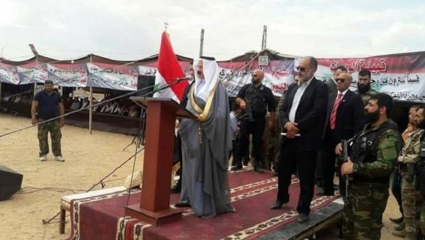 Arap aşiretlerinden ABD ve SDG'ye karşı yeni ordu!