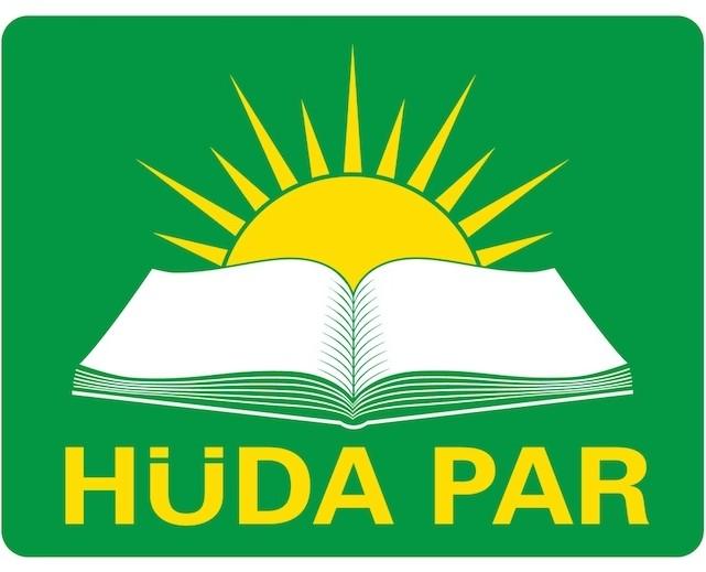 HÜDA-PAR: 'Cumhur ittifakı'yle rakibiz