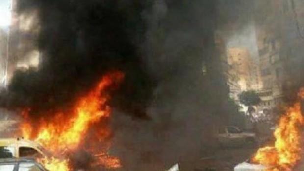 Bağdat'ta patlama: 10 ölü!