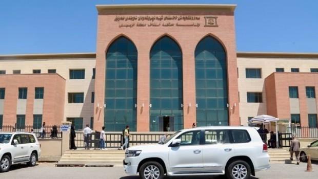 Hewlêr/ Adliye Binası'na silahlı saldırı