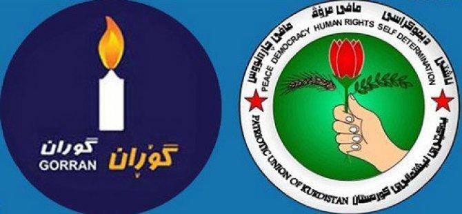 """YNK ve Goran: """"Referandumu destekliyoruz, Kerkük Kürdistan'dan koparılamaz"""""""