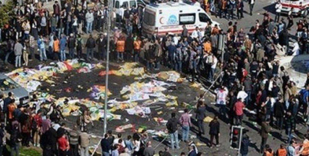 'Çok gizli AB raporu'...AKP'den DAIŞ'e Ankara Katliamı talimatı