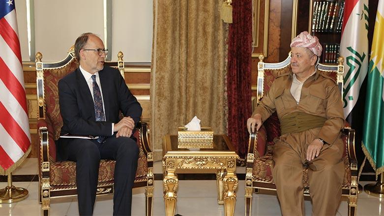 Başkan Barzani: KDP Musul'da birinci partiydi, birçok oyu geçersiz saydılar